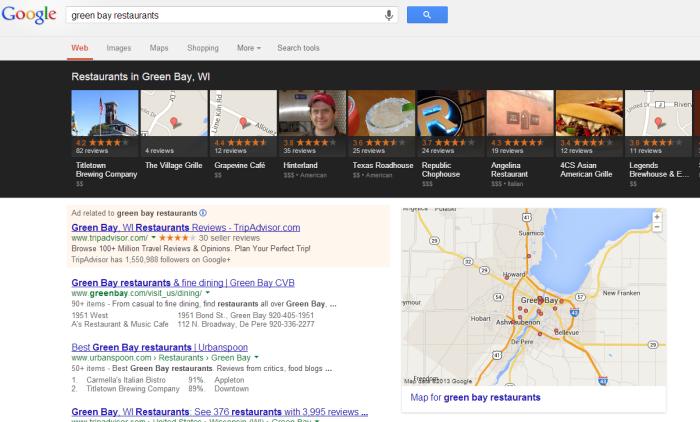 Google Carousel